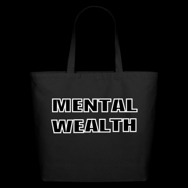 Mental Wealth - Eco-Friendly Cotton Tote