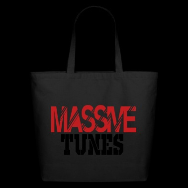 massive tunes - Eco-Friendly Cotton Tote