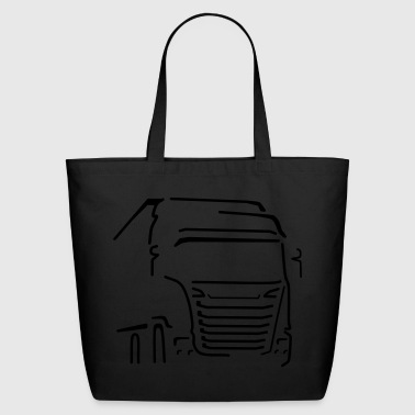 Transport Vehicle - Eco-Friendly Cotton Tote