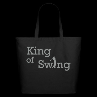 King of Swing - Eco-Friendly Cotton Tote