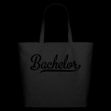 bachelor - Eco-Friendly Cotton Tote
