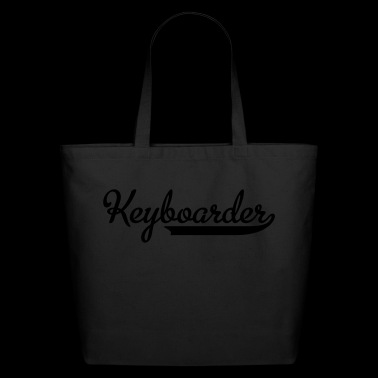 keyboard - Eco-Friendly Cotton Tote