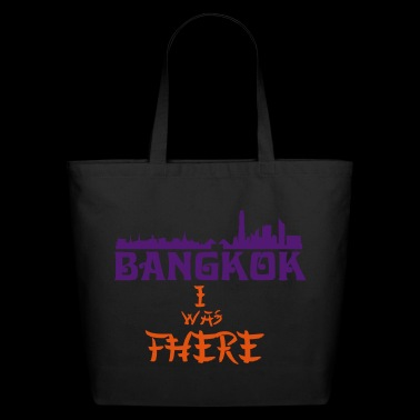 I Was There - Bangkok - Eco-Friendly Cotton Tote