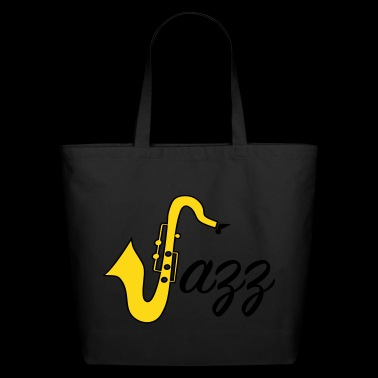 Jazz - Eco-Friendly Cotton Tote