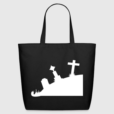 Tombstones - Eco-Friendly Cotton Tote