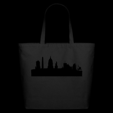 Buenos aires - Eco-Friendly Cotton Tote