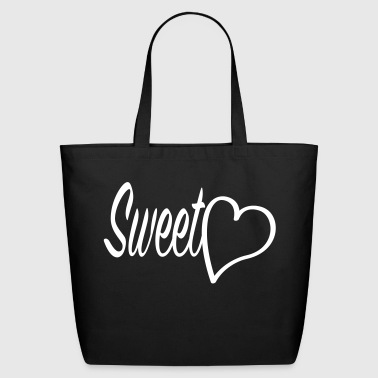 Sweetheart - Eco-Friendly Cotton Tote
