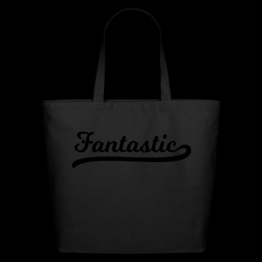Fantastic - Eco-Friendly Cotton Tote