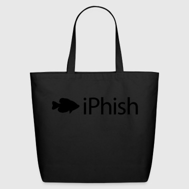 iPhish Crappie - Eco-Friendly Cotton Tote