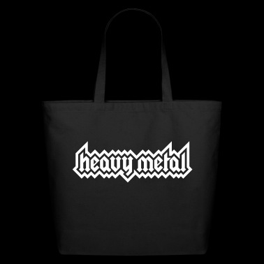 Heavy Metal - Eco-Friendly Cotton Tote