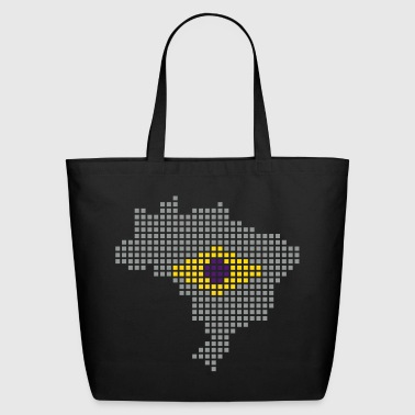 Brazil - Eco-Friendly Cotton Tote