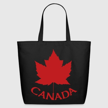 Canada Souvenir - Eco-Friendly Cotton Tote