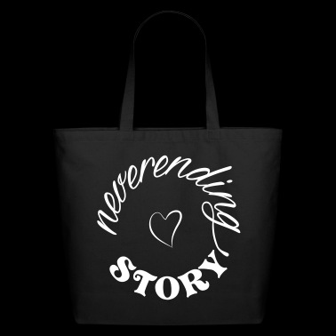 The neverending story - Eco-Friendly Cotton Tote