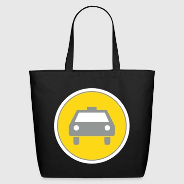 taxi - Eco-Friendly Cotton Tote