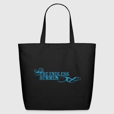 Endless Summer - Eco-Friendly Cotton Tote