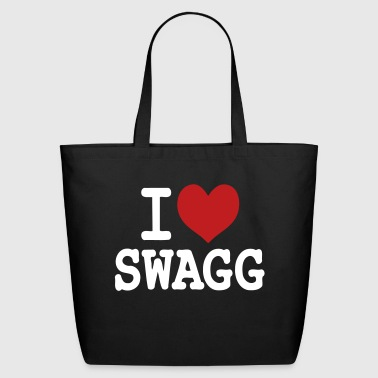I love swagg original - Eco-Friendly Cotton Tote