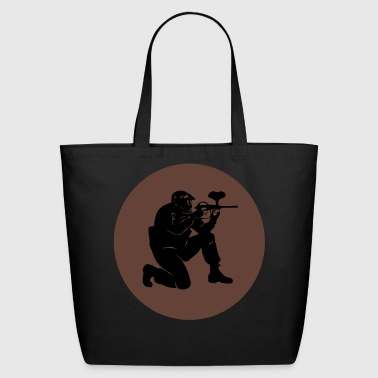 paintball - Eco-Friendly Cotton Tote