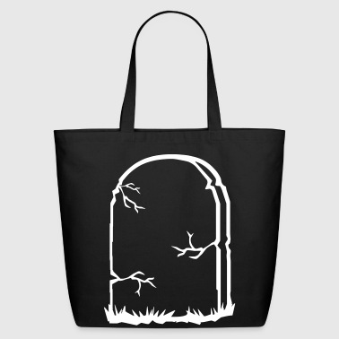 tombstone - Eco-Friendly Cotton Tote