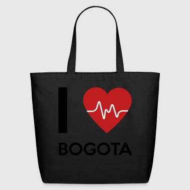 I Love Bogota - Eco-Friendly Cotton Tote