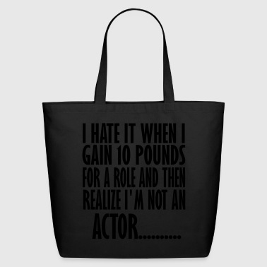 actor - Eco-Friendly Cotton Tote