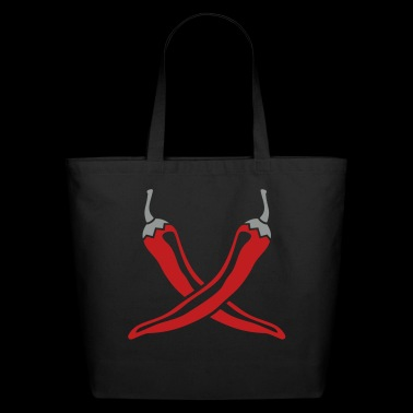 Chillies - Eco-Friendly Cotton Tote