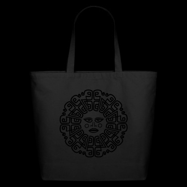 Maori Sun - Eco-Friendly Cotton Tote