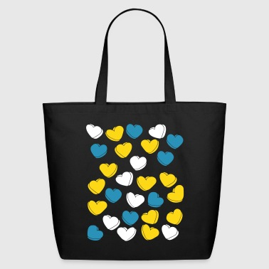 Valentine's Day Sweethearts T-Shirt - Eco-Friendly Cotton Tote