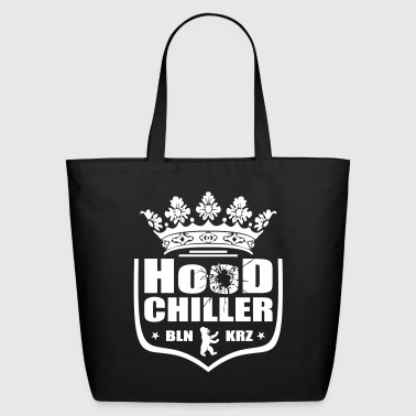 Crash Hood Chiller Berlin - Eco-Friendly Cotton Tote