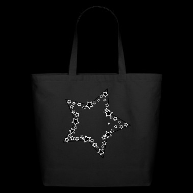star in star - Eco-Friendly Cotton Tote
