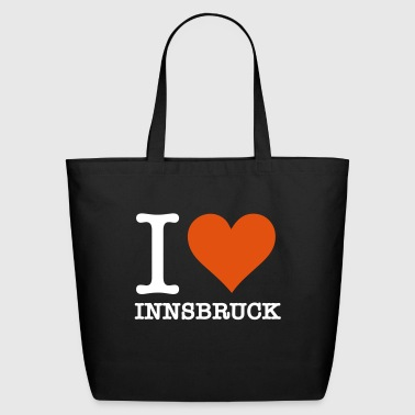 I Love Innsbruck - Eco-Friendly Cotton Tote