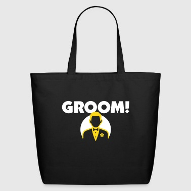 The Groom - Eco-Friendly Cotton Tote