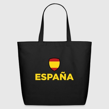 Flag Of Spain - Eco-Friendly Cotton Tote