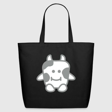 Moody Cow - Eco-Friendly Cotton Tote