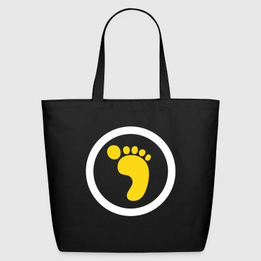 Ecological Footprint - Eco-Friendly Cotton Tote