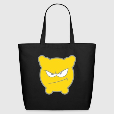 Gloomy Is Pissed! - Eco-Friendly Cotton Tote