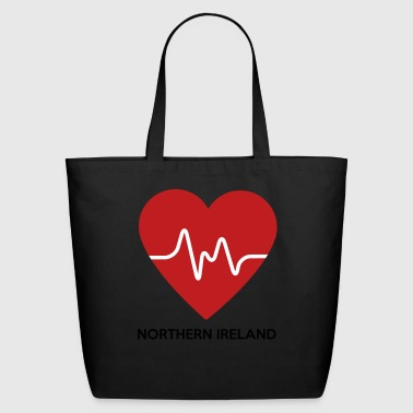 Heart Northern Ireland - Eco-Friendly Cotton Tote