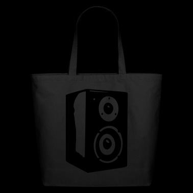 Speaker Vector - Eco-Friendly Cotton Tote