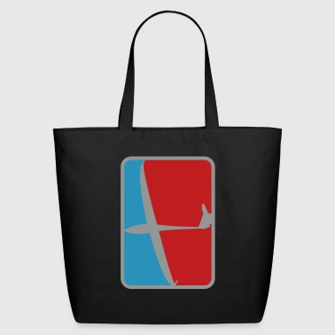 nba glider pilot - Eco-Friendly Cotton Tote
