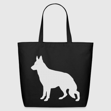 German Shepherd - Eco-Friendly Cotton Tote