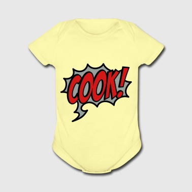 2541614 15928103 cookcartoon - Short Sleeve Baby Bodysuit