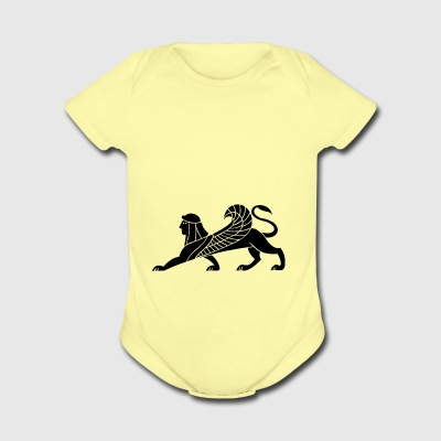 Animal Anthropomorphic Fictional 1300232 - Short Sleeve Baby Bodysuit