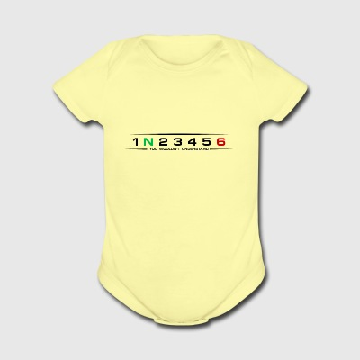 1N23456 You wouldnt understand - Short Sleeve Baby Bodysuit