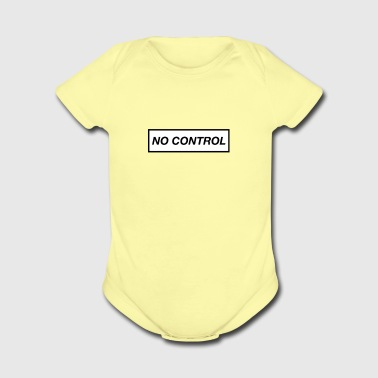 No control phone case - Short Sleeve Baby Bodysuit