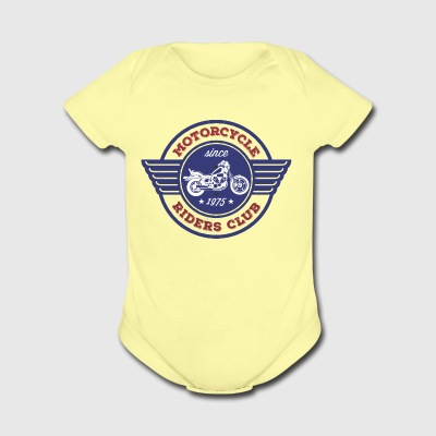 motordesign - Short Sleeve Baby Bodysuit