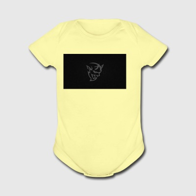demon - Short Sleeve Baby Bodysuit