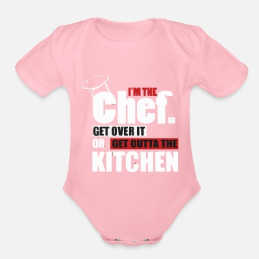 Chef Chef - Organic Short-Sleeved Baby Bodysuit