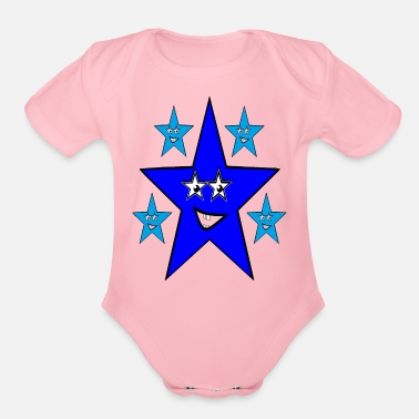 Emotion Emotion - Organic Short Sleeve Baby Bodysuit