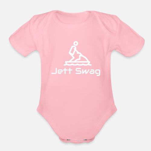 72b296967e4 Jett Swag Jet Ski Organic Short-Sleeved Baby Bodysuit