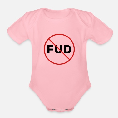Prohibited FUD Prohibited - Organic Short-Sleeved Baby Bodysuit