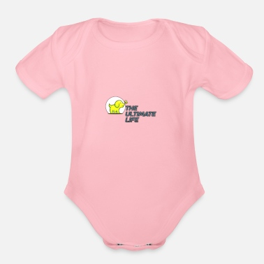 magical - Organic Short-Sleeved Baby Bodysuit